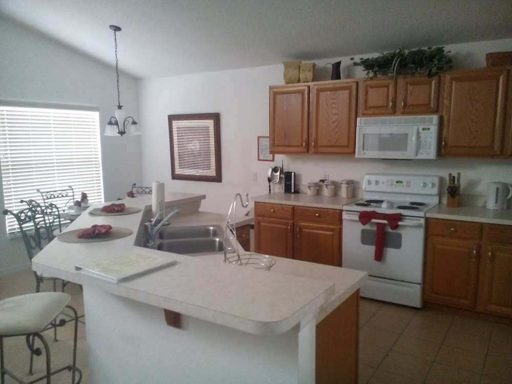 103 Highgate Park Blvd - Kitchen - Pilgrim Homes Florida