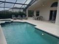 103 Highgate Park Blvd - Covered Lanai & Pool - Pilgrim Homes Florida