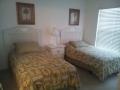 103 Highgate Park Blvd - Twin Bedroom 1 - Pilgrim Homes Florida