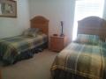 103 Highgate Park Blvd - Twin Bedroom 2 - Pilgrim Homes Florida