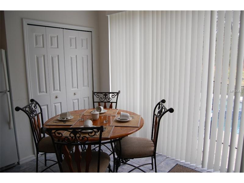 1132 Mariner Cay Souther Dunes - Breakfast Dining - Pilgrim Homes Florida