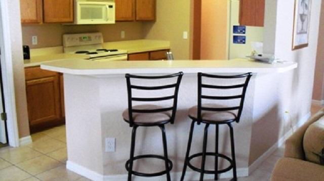 1223 North Hampton Dr - Breakfast Bar - Pilgrim Homes Florida