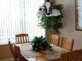 1223 North Hampton Dr - Dining Room - Pilgrim Homes Florida
