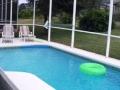 1223 North Hampton Dr - Pool area - Pilgrim Homes Florida