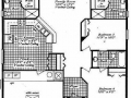 139 Laurel - Florida Pines - Floorplan - Pilgrim Homes Florida