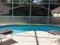 139 Laurel - Florida Pines - Pool from Lanai - Pilgrim Homes Florida