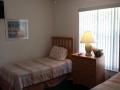 139 Laurel - Florida Pines - Twin Bedroom 2 View 2- Pilgrim Homes Florida