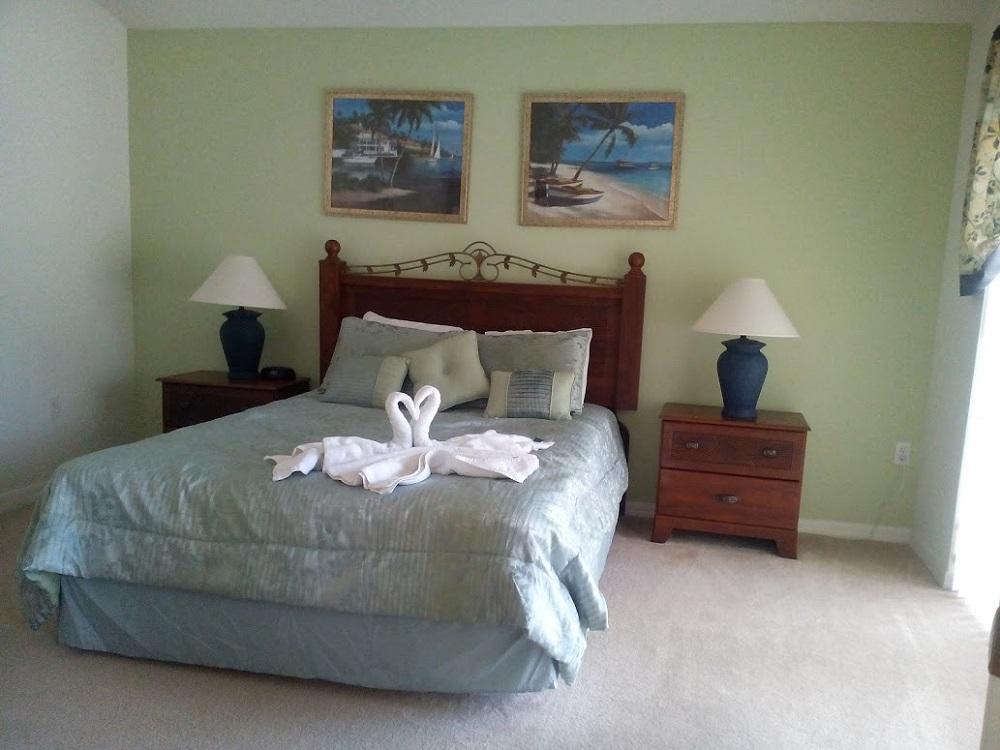 148 Moorgate - Highgate Park - Legacy Park - Master Bedroom - Pilgrim Homes Florida