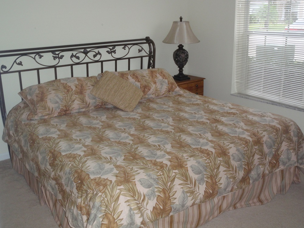 15325 Markham Drive Master King Bedroom
