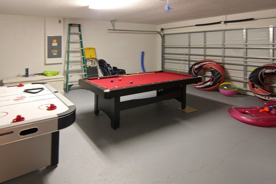 158 Games Room