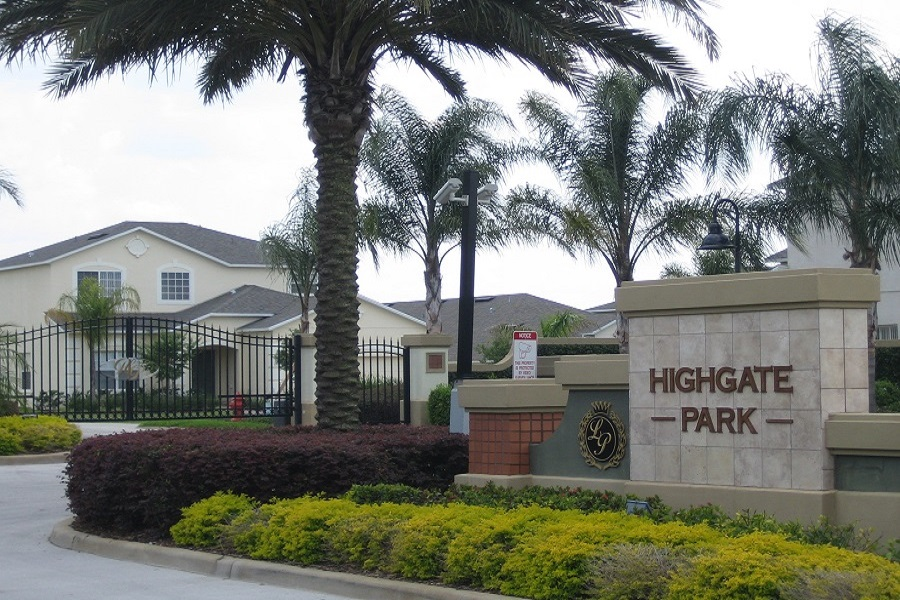 158 Highgate Entrance
