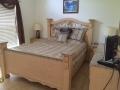 167 Carrera - Solana - Bedroom 2 - Pilgrim Homes Florida
