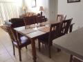 167 Carrera - Solana - Dining Room - Pilgrim Homes Florida