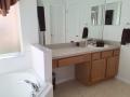 167 Carrera - Solana - Master Bathroom - Pilgrim Homes Florida