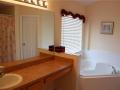 1935 Southern Dunes Blvd, Haines City, Florida, Disney, Pilgrim Homes Master Bathroom