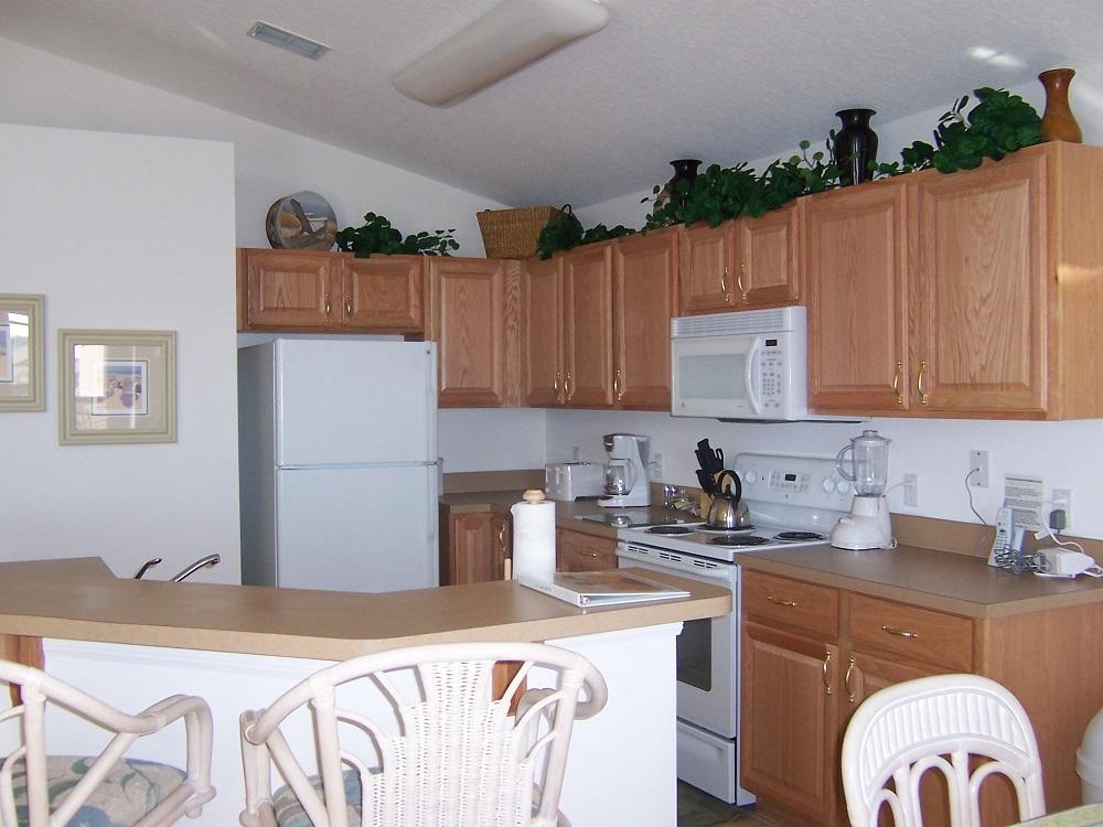 237 Lancaster Kitchen - Pilgrim Homes Florida