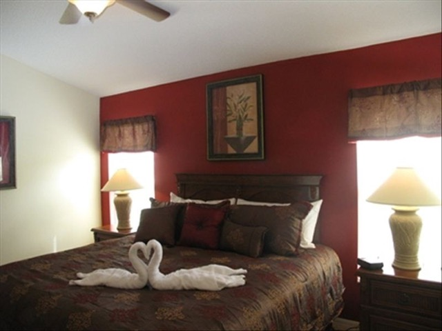 3201 Ibis Hill Street - Master Bedroom - Pilgrim Homes Florida