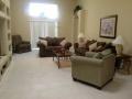 3201 Ibis Hill Street - Living Room - Pilgrim Homes Florida