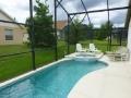 3201 Ibis Hill Street - Pool & Spa Area - Pilgrim Homes Florida