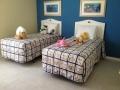 3201 Ibis Hill Street - Twin Bedroom 1 - Pilgrim Homes Florida