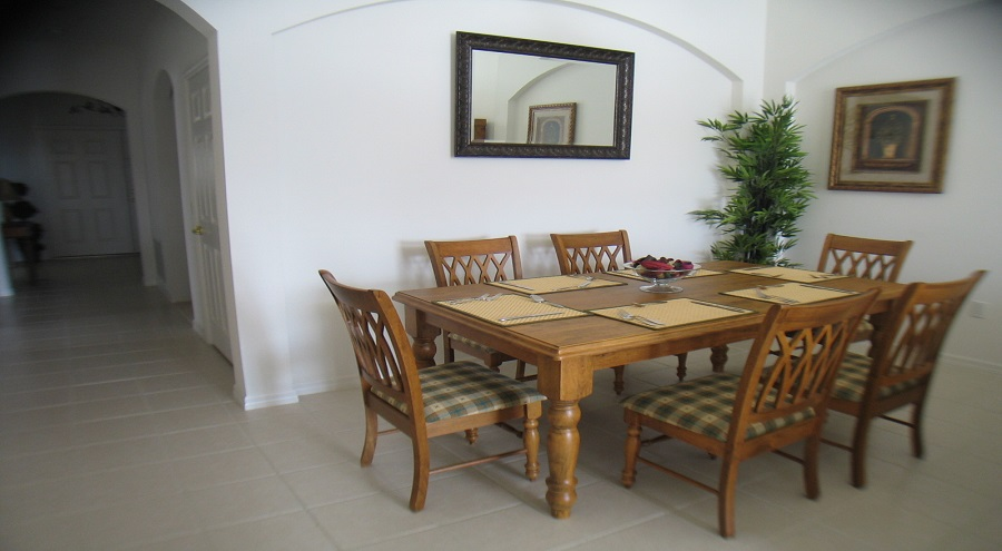 321 Bridgewater Drive - Dining Area
