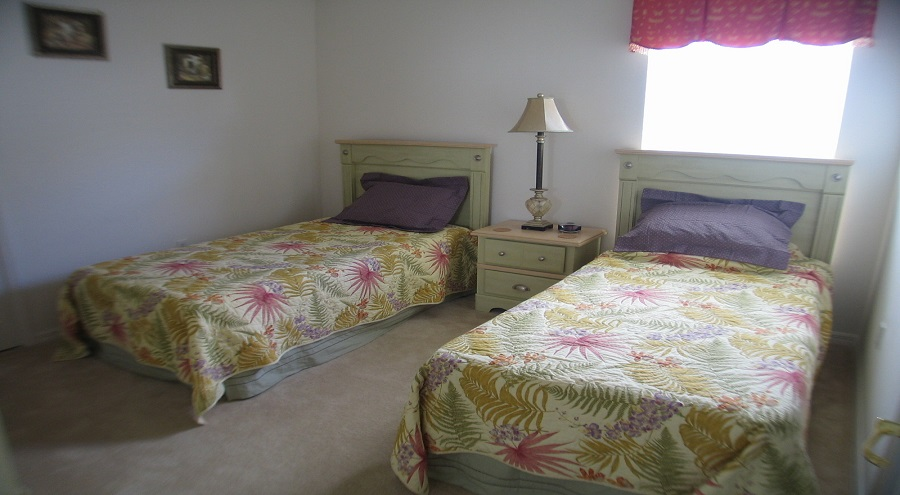 321 Bridgewater Drive - Twin Bedroom 1