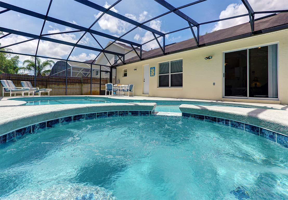 428 Pinewood Drive - Pool Area