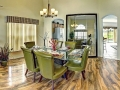 7958 Golden Pond - Dining - Pilgrim Homes Florida