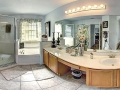 7958 Golden Pond - Master Bath room - Pilgrim Homes Florida