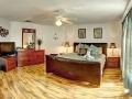 7958 Golden Pond - Master Bedroom - Pilgrim Homes Florida