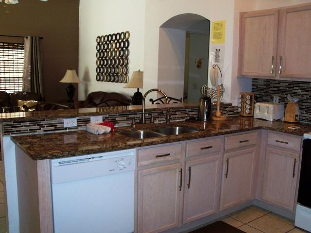 7965 Magnolia Bend - Kitchen - Pilgrim Homes Florida