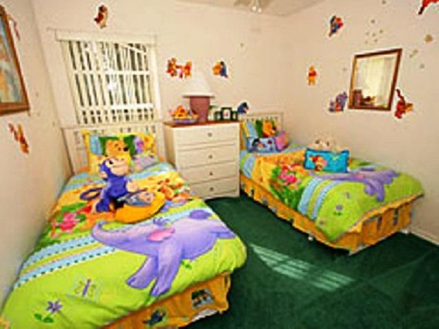 7965 Magnolia Bend - Twin Bed 2 - Pilgrim Homes Florida