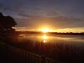 8123 Lake Serene Drive - Sunset over Lake Serene