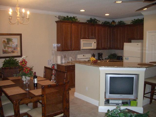 840 Assembly Court - Kitchen 7 Dining - Pilgrim Homes Florida