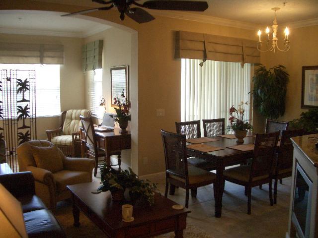840 Assembly Court - Living & Dining - Pilgrim Homes Florida