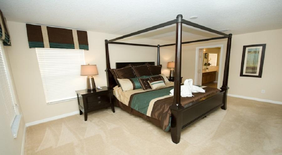 Watersong Master Bedroom