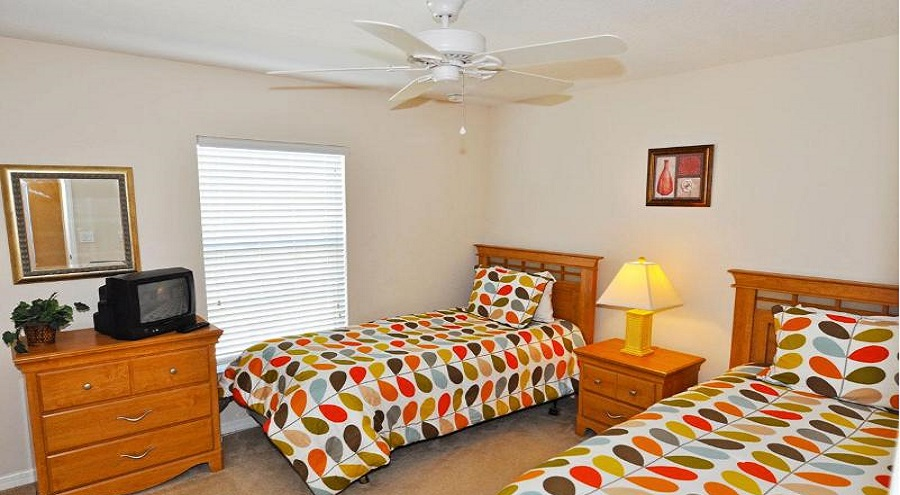 Westhaven 2nd Twin Bedroom