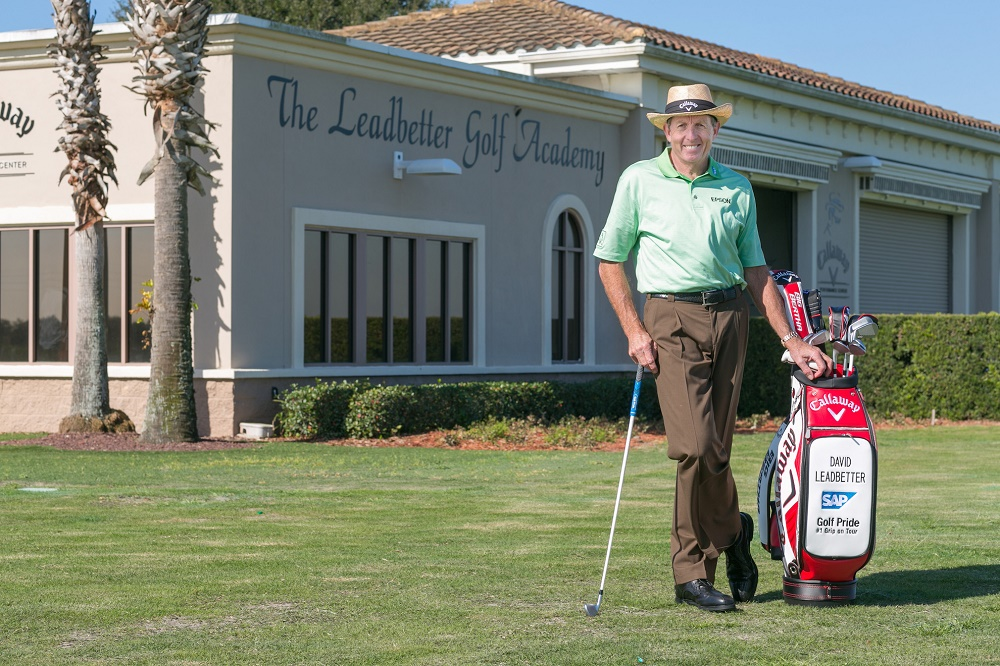 David Laedbetter Golf Academy - Pilgrim Homes Florida