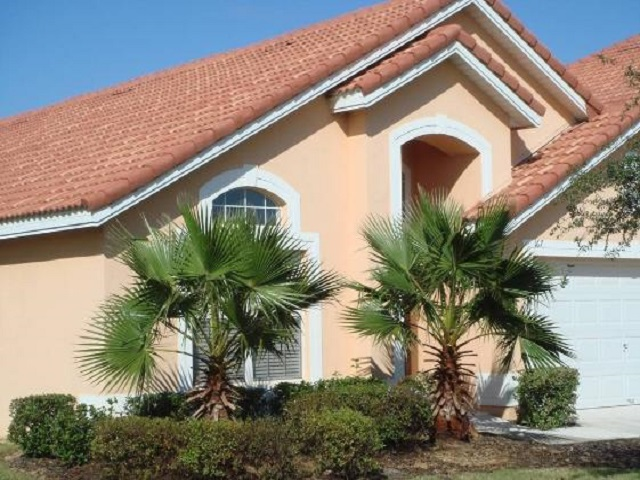 167 Carrera - Solana - Front View - Pilgrim Homes Florida