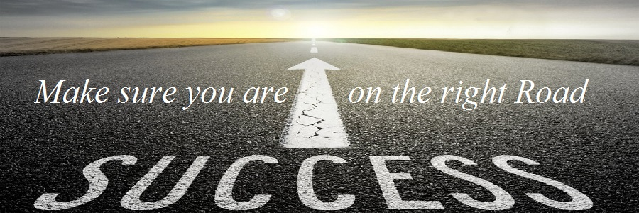 Road to Success - Pilgrim Homes Florida - with text