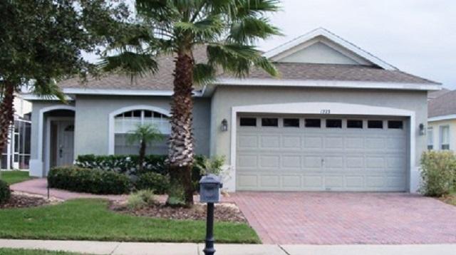 1223 North Hampton Dr - Front View - Pilgrim Homes Florida