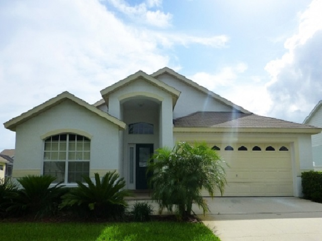 3201 Ibis Hill Street - Front View - Pilgrim Homes Florida